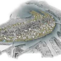 Aerial view, FB Renewal Kit Project