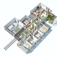 Part Fab Housing LB 1