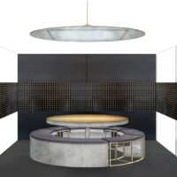 Come Closer: A Meeting Pavilion – Internal Meeting Space