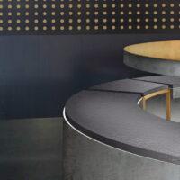 Come Closer: A Meeting Pavilion – Concrete Seat Detail