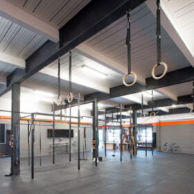 GW Crossfit Gym, South Yarra