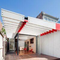 Curtain Street Renovation, Carlton, Melbourne architecture